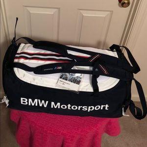 BMW MOTORSPORT DUFFLE BAG